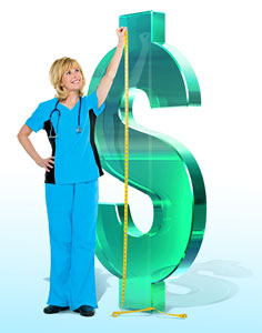 associates degree in nursing salary, Human Body